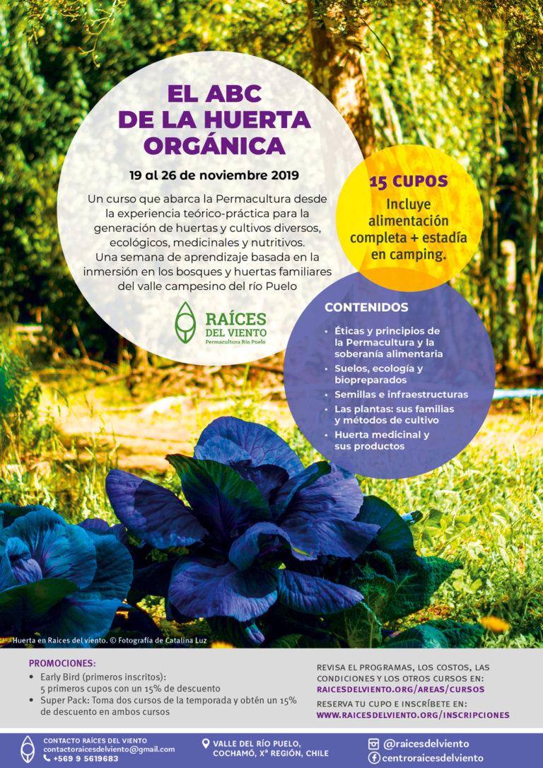 El ABC de la Huerta Orgánica 2019