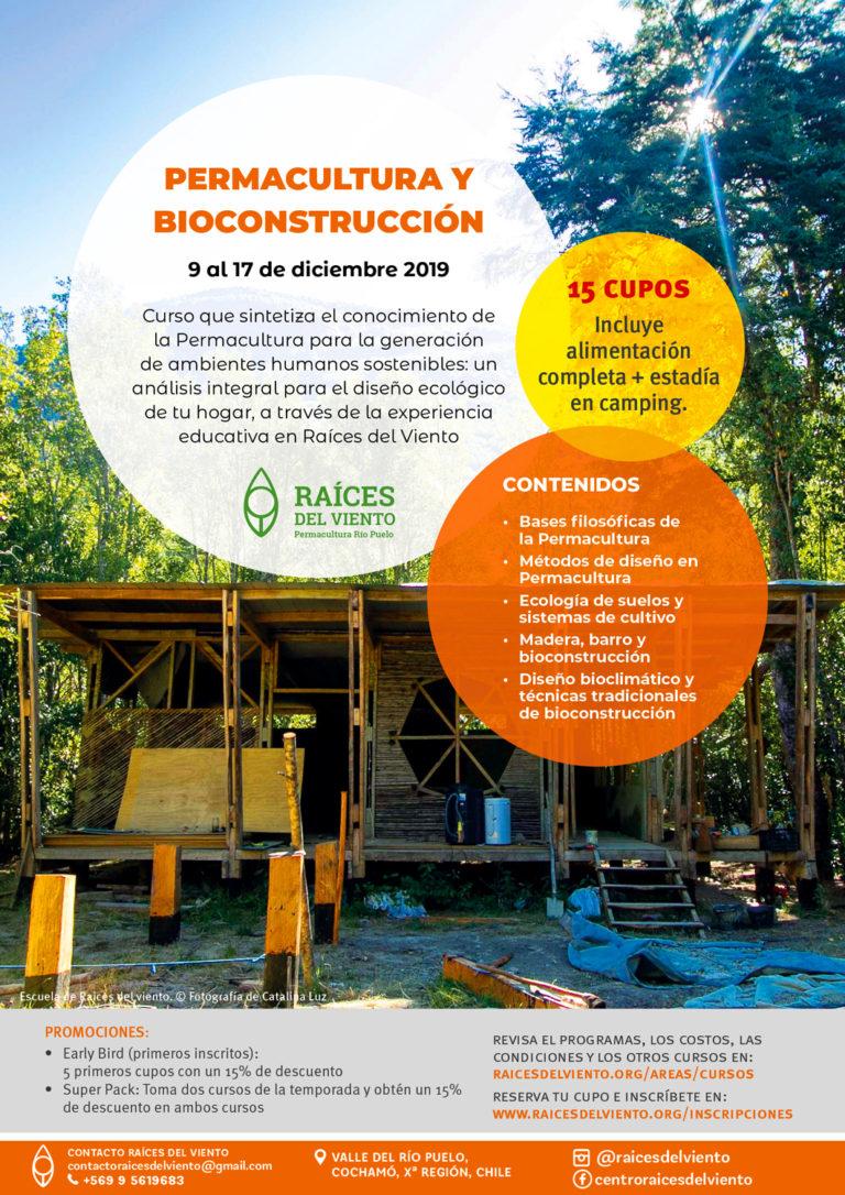 Permacultura y Bioconstrucción 2019
